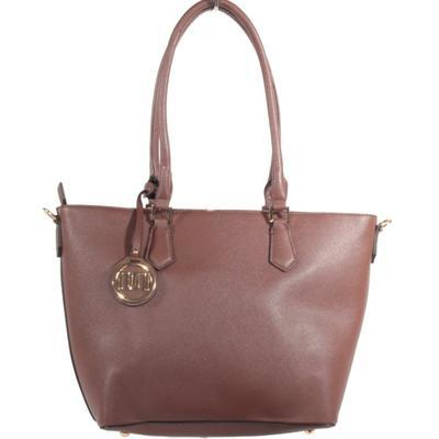 Luxusní hnědá kabelka Sam H - 1