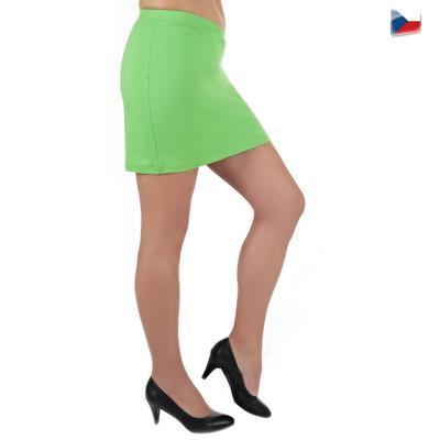 Zelená sukně Ashle - 1
