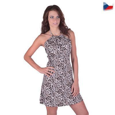 Letní šaty  Emma se zvířecím motivem - 1