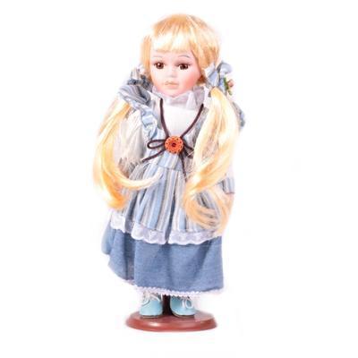 DOLL porcelánová panenka Juliet 30 cm