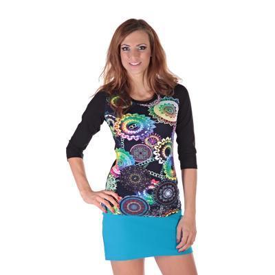 Luxusní dámské tričko Dorin - 1