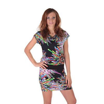 Zářivé letní šaty Paprsek - 1