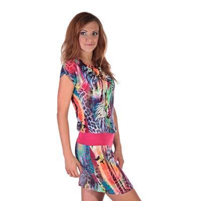 Romantické letní šaty Tiara - 1