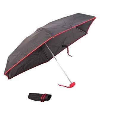 Skládací mini deštník Marko červený - 1