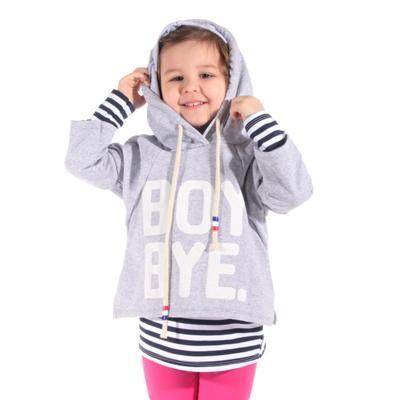 Trendy dětská mikina s tričkem Carly - 1