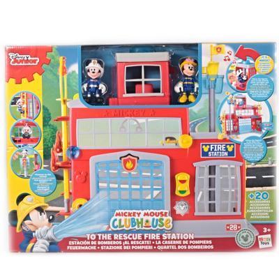 Mickyho hasičská stanice Tomas - 1