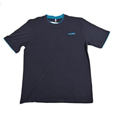 Pánské nadměrné tričko Jack tmavě šedé - 1
