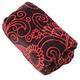 Hřejivá deka Tina červená 150 x 200 - 1/2