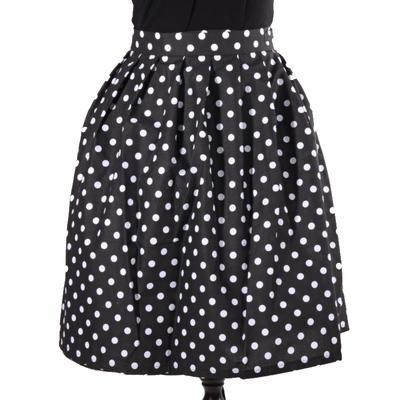 Zavinovací dámská retro sukně Magda - 1