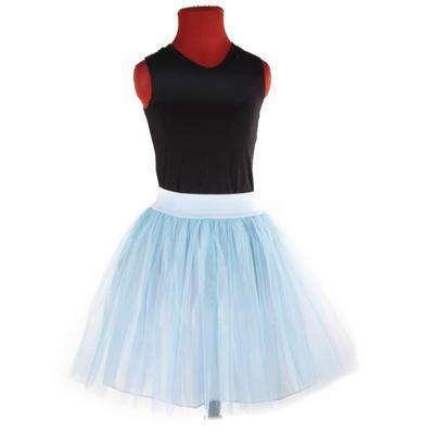 Tutu dámská sukně Šárka modrá - 1