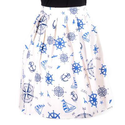 Zavinovací dámská sukně Ola  - 1