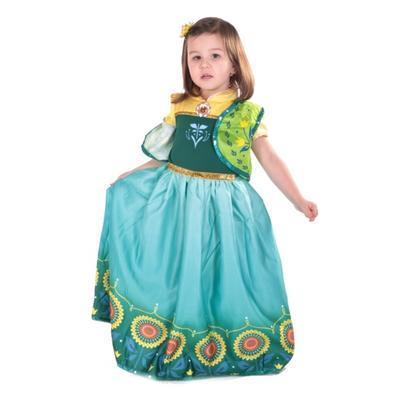 Karnevalový kostým princezna Anna - 1