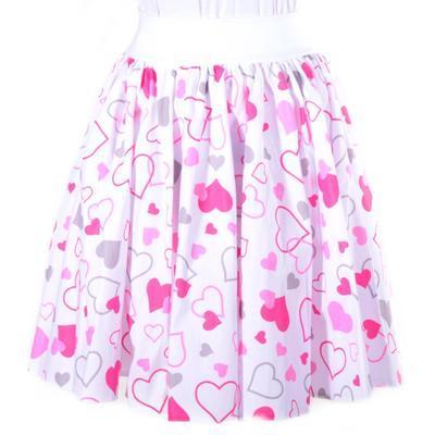 Dámská kolová sukně Burket Love - 1