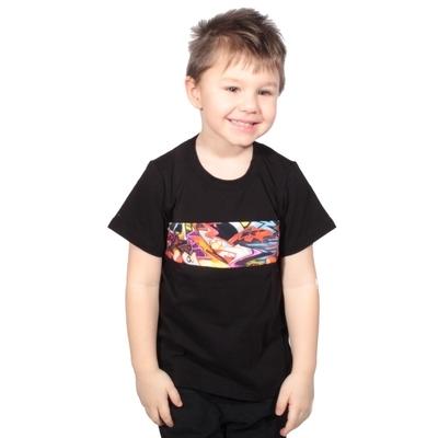 Dětské tričko s grafity Lucie od 98-116 - 2