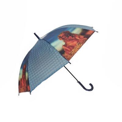 Vystřelovací deštník Puppy modrý - 2