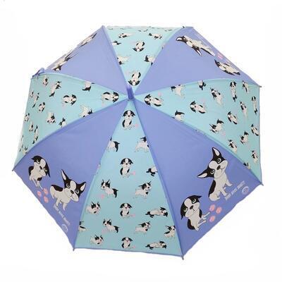 Vystřelovací deštník Maxík fialový