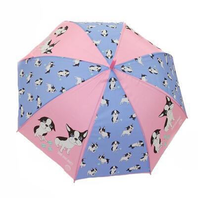 Vystřelovací deštník Maxík růžový - 2