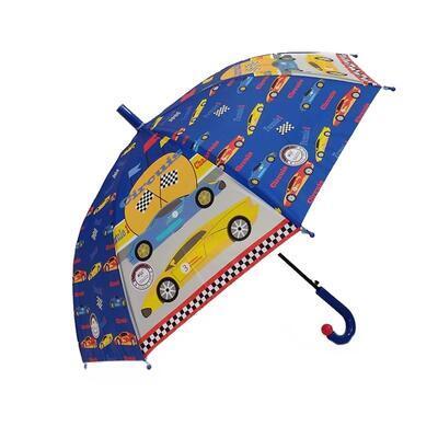 Dětský vystřelovací deštník Tomáš světle modrý - 2