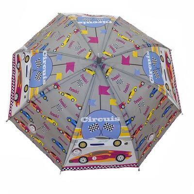 Dětský vystřelovací deštník Tomáš šedý - 2