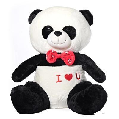 Sedící plyšová panda 48 cm Mambo - 2