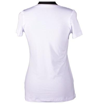 Bílé tričko s krátkým rukávem Paula - 2