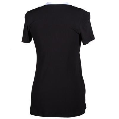 Černé tričko s krátkým rukávem Paula - 2
