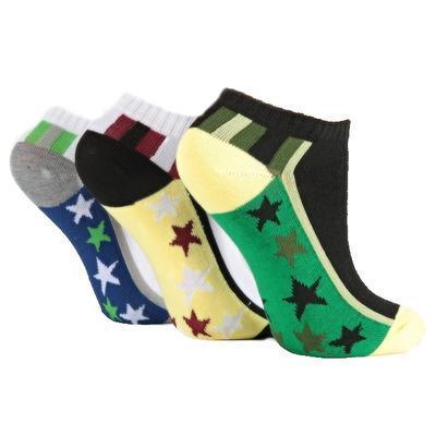 Chlapecké kotníkové ponožky M7b W 31-35 - 2