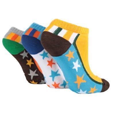 Chlapecké kotníkové ponožky M7b O 31-35 - 2