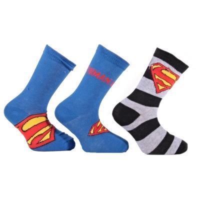 Klasické klučičí ponožky Superman P5c - 2