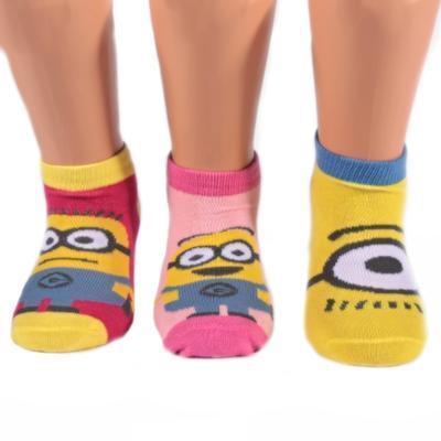 Holčičí kotníkové ponožky Mimoni P5b - 2