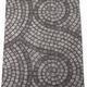 Gumová koupelnová rohož 65cm Dlažba - 2/2