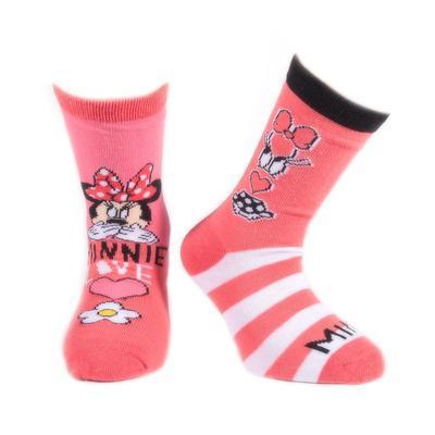 Holčičí klasické ponožky Minnie Mause P3a CR - 2