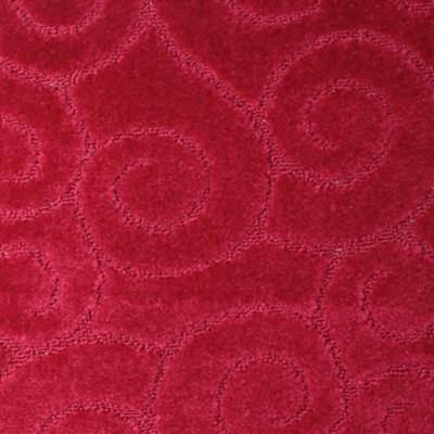 Koupelnová předložka Perla červená - 2