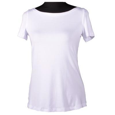 Bílé tričko s krátkým rukávem Celestina - 2