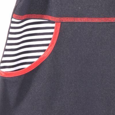 Dívčí šaty krátký rukáv Lucie - 2