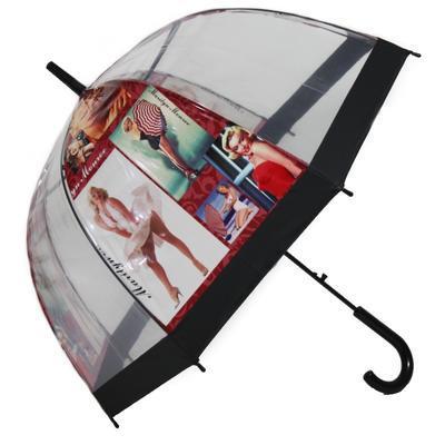 Dámský holový deštník Lea - 2