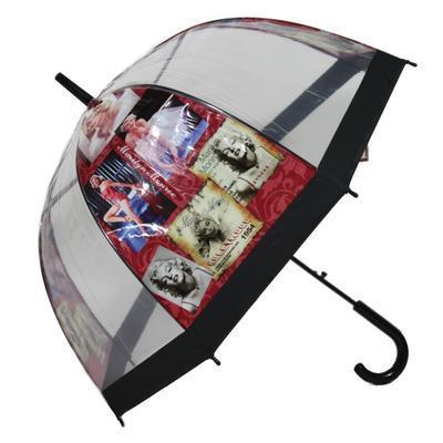 Dámský holový deštník Ema - 2