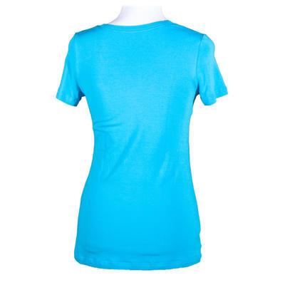 Modré tričko s krátkým rukávem Paula - 2