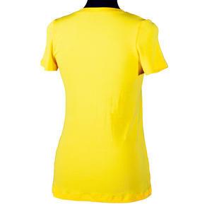 Žluté tričko s krátkým rukávem Paula - 2/3
