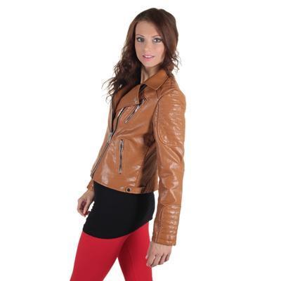 Atraktivní koženková bunda Ramon  - 2