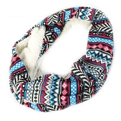 Zimní šátek Barbara G4 - 2
