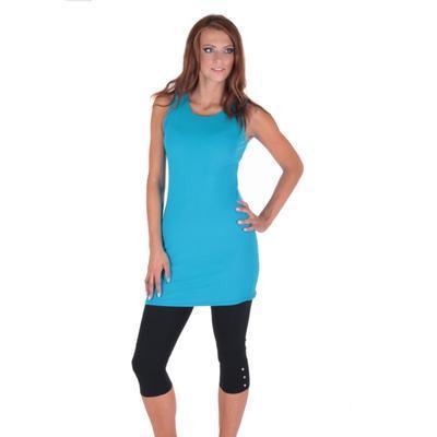 Tmavě modré letní šaty Pandora  - 2