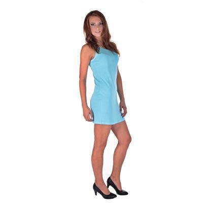 Letní šaty Pandora světle modré - 2