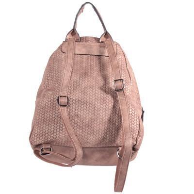 Stylový hnědý batoh Enie - 2