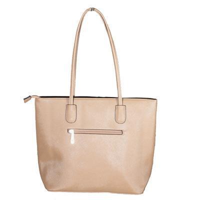 Luxusní krémová kabelka Camila - 2