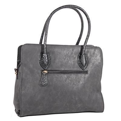 Elegantní černá kabelka Gipy 8A - 2