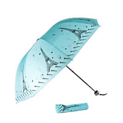 Malý deštník Maxim modrý - 2
