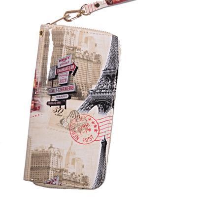 Stylová dámská peněženka Amelie - 2
