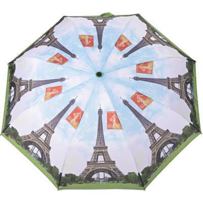 Malý skládací deštník Miles motiv Eiffelova věž - 2