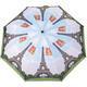 Malý skládací deštník Miles motiv Eiffelova věž - 2/2